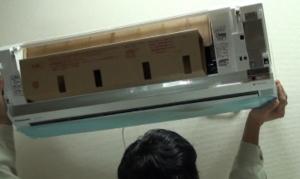 エアコン工事のイメージ画像